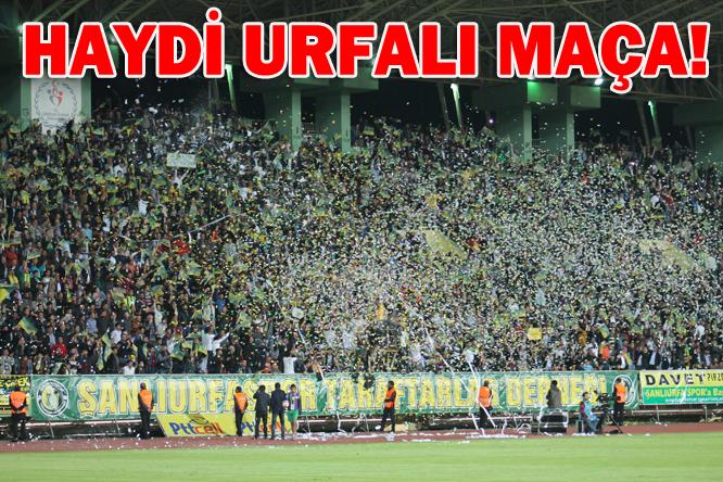 Haydi Urfalı Stada!
