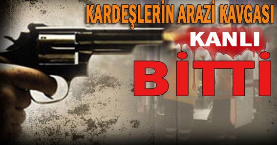 Viranşehir'de arazi kavgası: 1 ölü, 3 yaralı