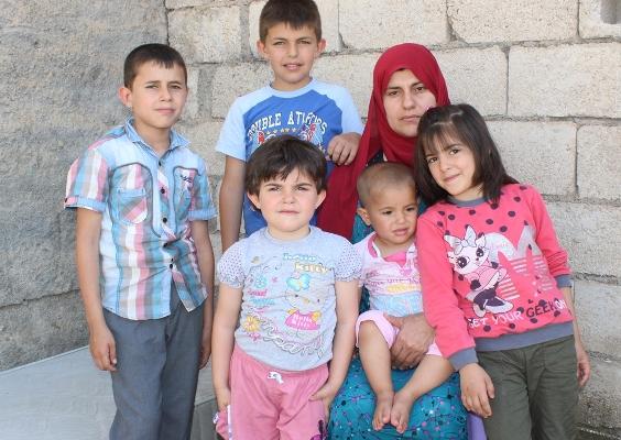Suriyeli annenin kimlik talebi…