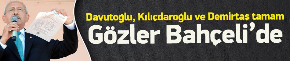 Kılıçdaroğlu: Kaybeden bırakmalı!