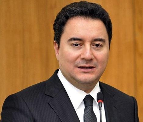 Ali Babacan Urfa'da