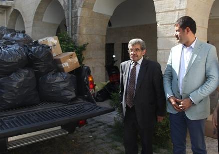 Eyyübiye Belediyesi ilaç dağıtacak VİDEO