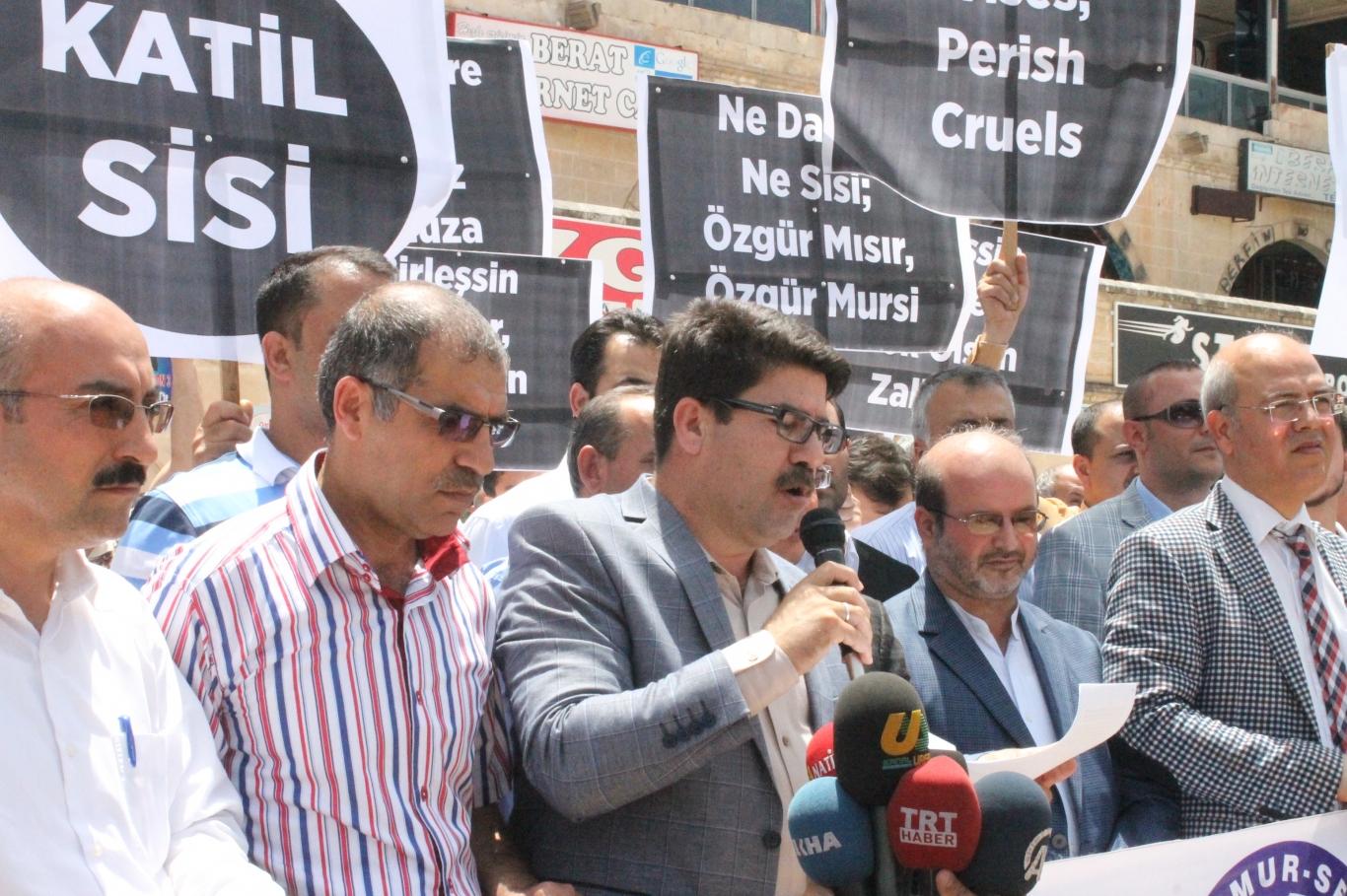 Urfalı STK'lar idam kararına tepki gösterdi