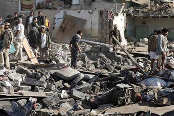 Yemen'deki saldırılarda bin 850 kişi öldü