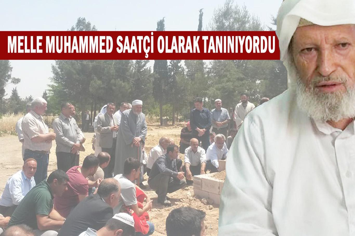 Molla Muhammed Ozhan vefat etti