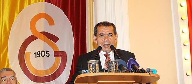 Dursun Özbek, Galatasaray'ın yeni başkanı oldu