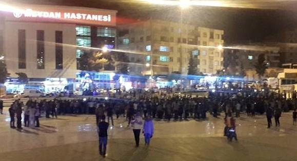 Şanlıurfalılar Galatasaray'ın şampiyonluğunu kutladı VİDEO