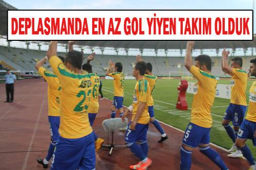 1. Lig'de 2014-2015 sezonu böyle geçti