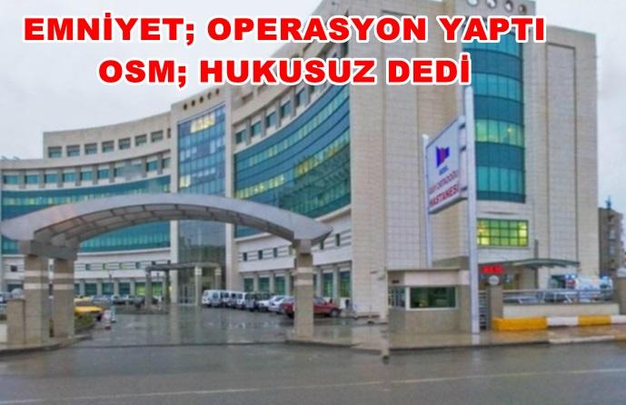 SGK ve OSM'ye operasyon