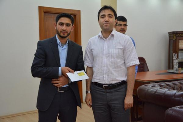 Viranşehir'de başarılı Kur'an kursu öğrencilerine ödül verildi