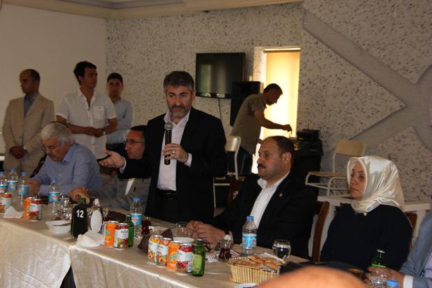 Nebati'den HDP ve CHP'ye sandık çağrısı