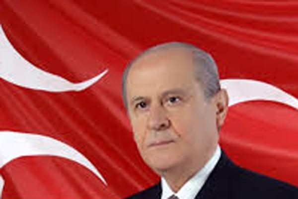 Bahçeli, 'Koalisyon HDP ve AKP arasında olmalı'