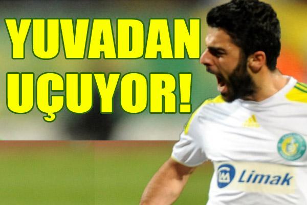 Youssef yuvadan uçuyor!