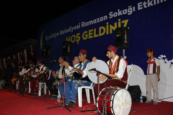 EYYÜBİYE'DE RAMAZAN ETKİNLİKLERİ...