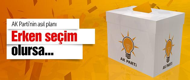 AK Parti'nin şaşırtan seçim planı