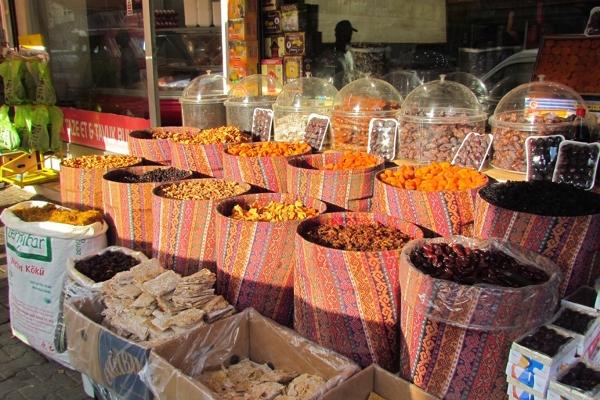 Ramazan ayı ile birlikte hoşaf malzemelerine ilgi arttı
