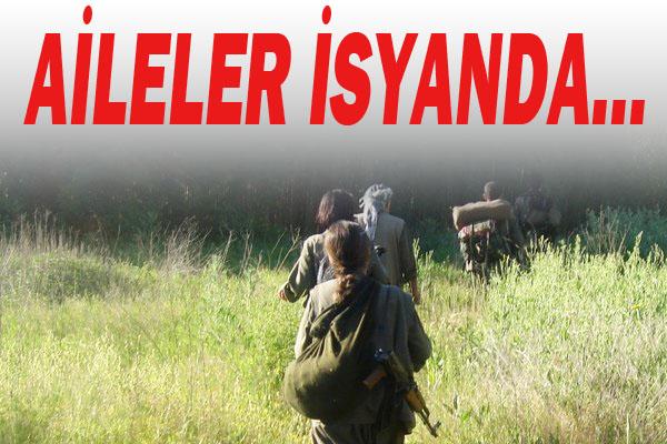 Kayıpları artan PKK çocuk kaçırıyor
