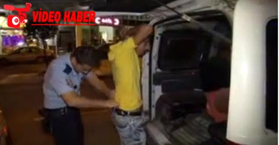Rabia meydanında kavga, 1 yaralı, 4 gözaltı