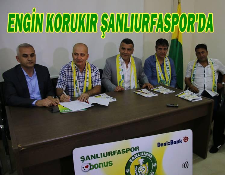 Engin Korukır imzaladı