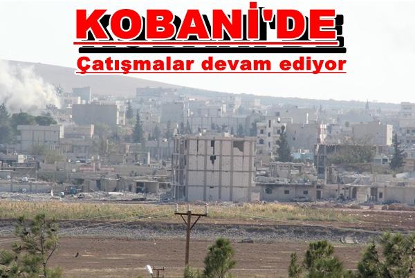 Kobani'de Mıştenur Hastanesi havaya uçuruldu