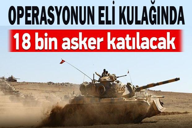 Ankara Suriye için harekete geçiyor