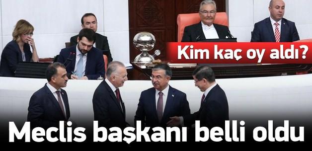 Meclis, Başkanını seçti
