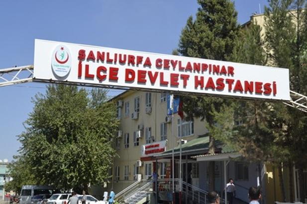 Ceylanpınar'da sağlık çalışanlarına şiddet doktor kaçırttı