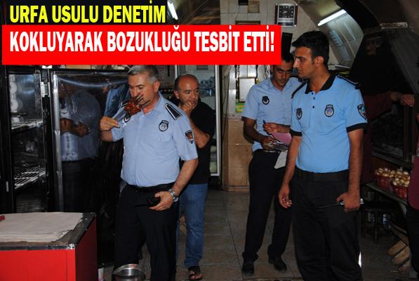 ZABITA'DAN SAHUR DENETİMİ