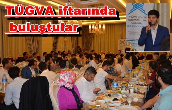 STK başkanları ve kanaat önderlerine iftar