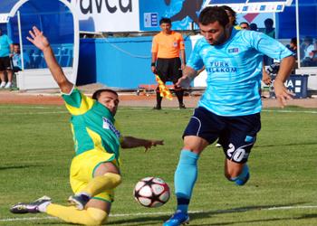 Türk Telekomspor-Şanlıurfaspor: 0-0