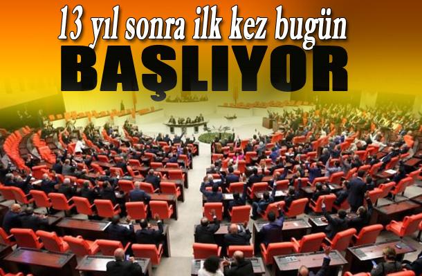Davutoğlu, koalisyon ilk turuna bugün CHP ile başlıyor