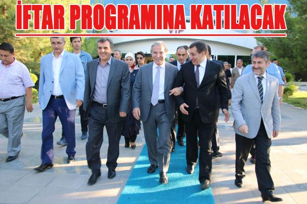 Mehmet Ali Şahin Şanlıurfa'ya Geldi
