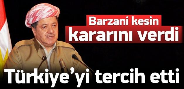 Berzani Petrolü Türkiye Üzerinden Satmaya Karar Verdi