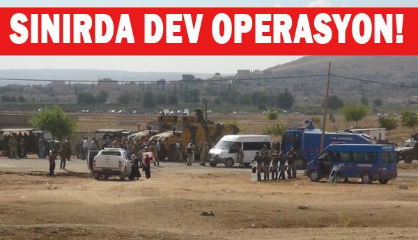 Sınırı Geçmeye Çalışan 514 kişi yakalandı
