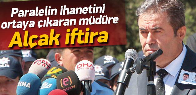Eyyüp Pınarbaşı paralel basının hedefi oldu