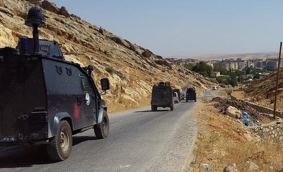 PKK saldırısı 3 şehit 23 yaralı