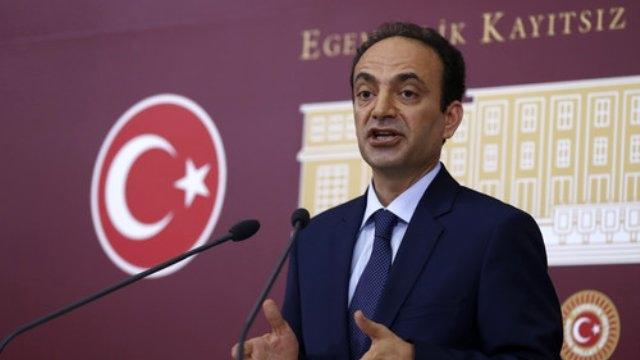 Baydemir, Urfa Büyükşehir'deki işçi çıkarmalarını meclise taşıdı