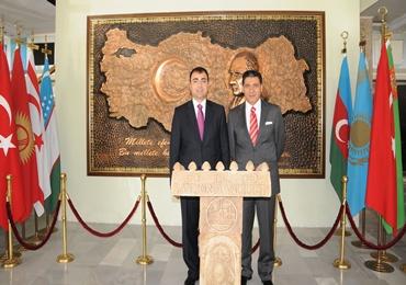 Diyarbakır valisi Urfada