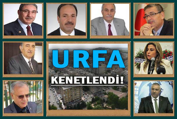 Urfa'daki Terör Saldırıları şehri ayağa kaldırdı