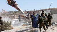 İsrail 2015'te Batı Yaka ve Kudüs'te 417 bina yıktı