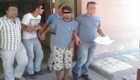 Akü çalan 2 kişi tutuklandı