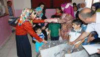 Midyat İHH Temsilciliği'nden yetim çocuklara bisiklet yardımı