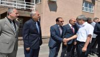 Bitlis'in yeni valisi göreve başladı