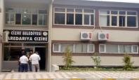 Müfettiş koruması belediye binasında saldırıya uğramış