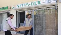 Yetim Der'den evlenen gençlere yardım