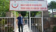 Verem Savaş Dispanseri Tabipliği 25 hastaya hizmet veriyor