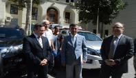 Siirt'te AFAD Filosuna 2 yeni araç daha katıldı