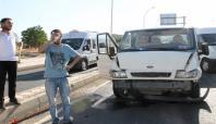 Diyarbakır'da kaza: 1 yaralı
