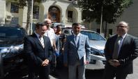 Siirt'te AFAD filosuna 2 yeni araç kazandırıldı