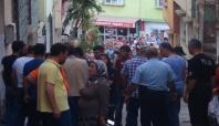 Gaziantep'te aranan bir zanlı teslim olmamak için intihara kalkıştı